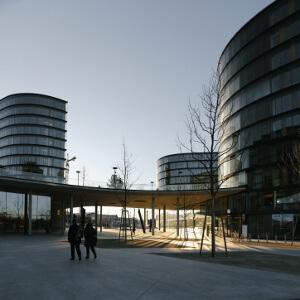 Neuer Erste Campus bildet urbane Stadtlandschaft